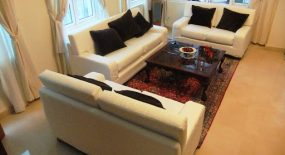 Make your living beautiful with modern sofa sets